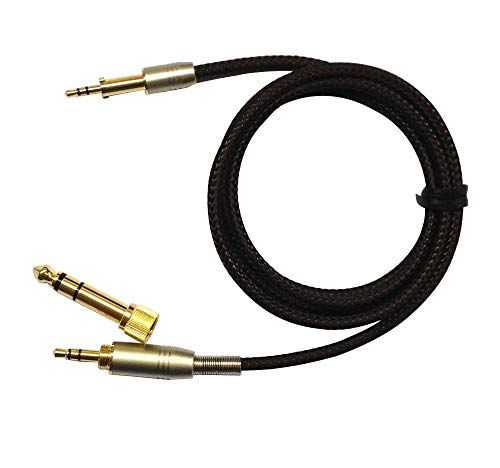 - NewFantasia Replacement Audio Upgrade Cable Compatible with AKG K450 K451 K452 K480 Q460 Headphones