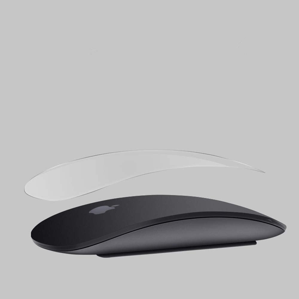 Apple Magic Mouse 1/2 Protective Film, high Transparency, Invisible Film, Suitable for Apple Mouse 1/2 (2 pcs)