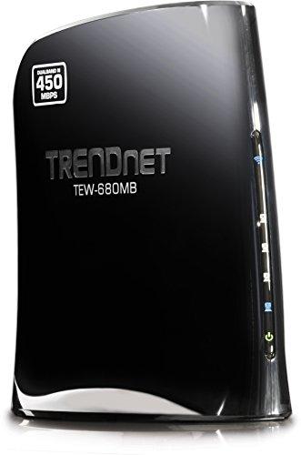 TRENDnet N900 Dual Band Wireless Media Bridge, TEW-680MB
