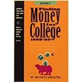 Finding Money for College, John Bear, 0898155002