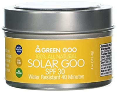 Green Goo All-Natural Skin Care