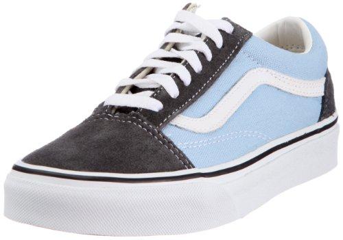 Vans Unisex - Adults Old Skool (Gold Coast) Dark Shadow/Powder Blue Trainers Vkw65Io Gold Coast Dark Shadow/Powder Blue
