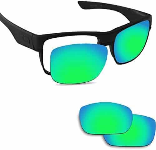 ef92d28cbd Fiskr Anti-saltwater Replacement Lenses for Oakley Twoface Sunglasses - Various  Colors