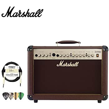 marshall as50d kit 1 50w 2x8 acoustic guitar combo amp kit musical instruments. Black Bedroom Furniture Sets. Home Design Ideas