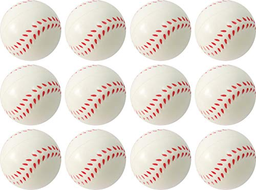 Baseball Stress Ball - Present Avenue Mini Toy Balls for