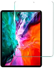 """ZUSLAB iPad Mini 6 Tempered Glass Screen Protector, 6th Generation 2021 High Definition & Apple Pencil Compatible (8.3"""")"""