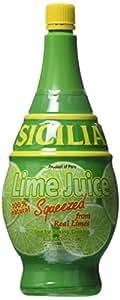 Sicilia Lime Juice - 7 oz