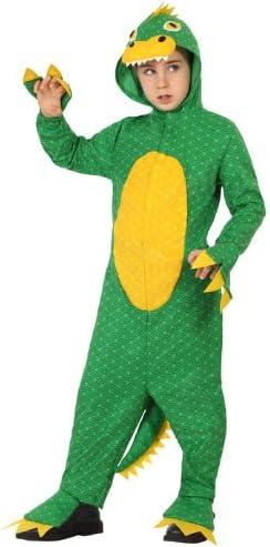 Atosa-23908 Disfraz Dinosaurio, color verde, 3 a 4 años (23908 ...
