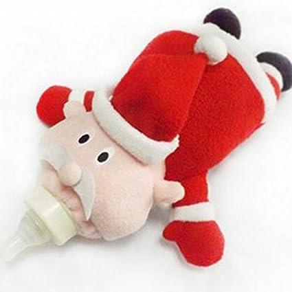 Wuudi Cute Baby Fl/äschchen Feeder Isolierung Tasche Animal Pl/üsch Spielzeug Thermo-Tasche f/ür Baby Milch Flaschen Thermos Flasche Halter Caterpillar
