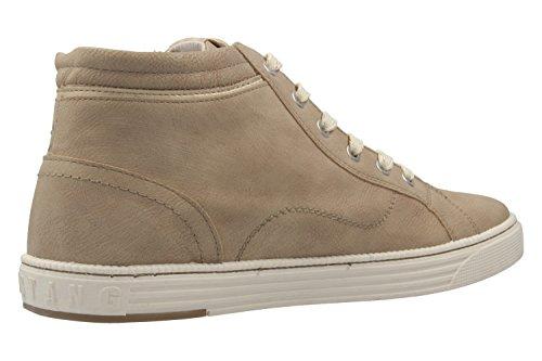 In Damen Mustang Schuhe Übergrößen High Top Taupe Sneaker AFFqr1