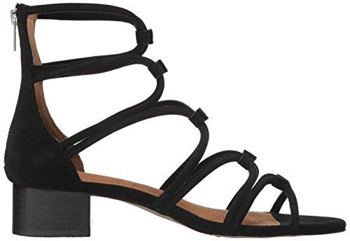 Corso Como Womens Jenkins Klack Sandal Svart Nubuck