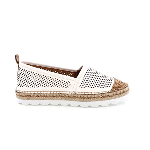 Soixantesept Femmes Chaussures Habillées 77784 Delfo Noir / Blanc Ont Agi