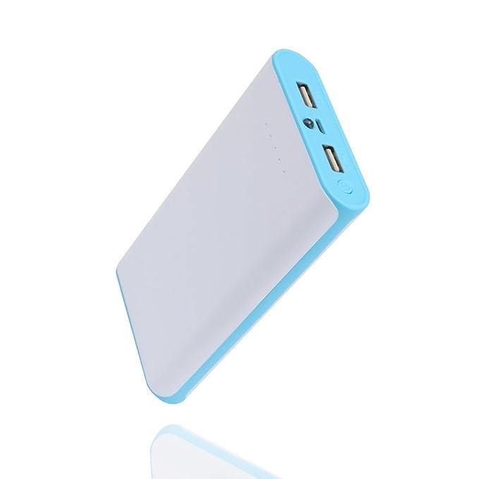20000 mAh USB cargador portátil de alta capacidad Power Bank ...