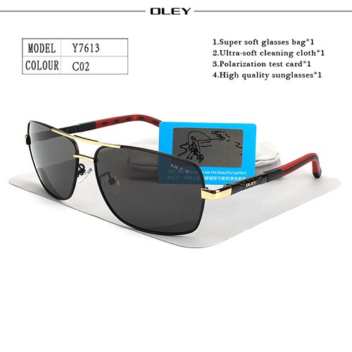 76caf092d4 Skuleer - Sunglasses Men New Fashion Eyes Protect Sun Glasses With  Accessories Unisex driving goggles oculos