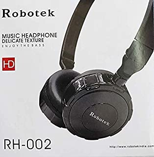 9bc830f345e Robotek RBH-1004 Wireless Stereo Headset: Amazon.in: Electronics