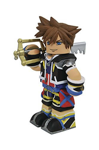 DIAMOND SELECT TOYS Kingdom Hearts Vinimates: Sora Vinyl Figure