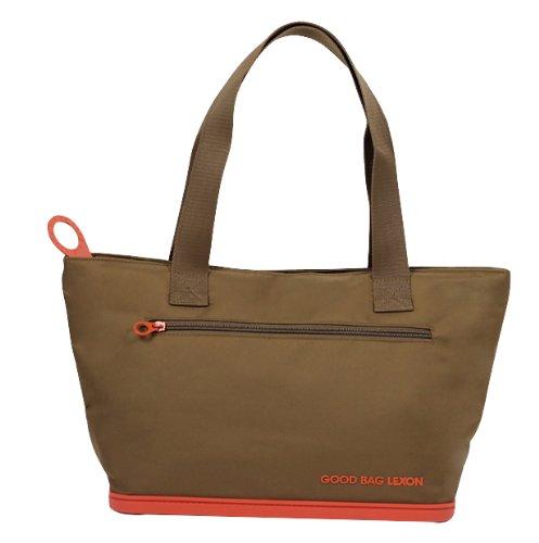 Lexon Design Bag Good Hand Bag Design Laurence Alessandri Brown lbp-ln500Mr.  by Lexon