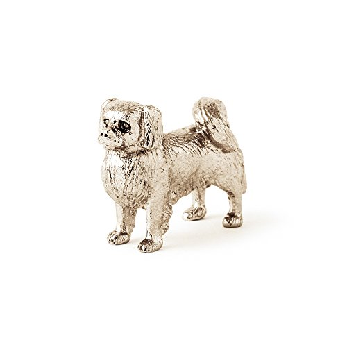 Tibetan Spaniel Made in UK Artistic Style Dog Figurine Collection