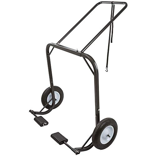 Black Ice SNO-1509 Snowmobile Hoist Cart