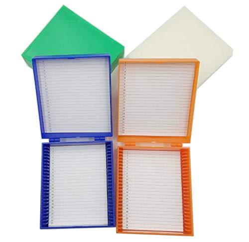 25-fach Objekttr/ägerbox Objekttr/ägerbox 4er Pack
