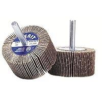 Merit Abrasives 37231 3X1/2X1/4 80 GRIT GRIND-O-FLEX MANDREL MOU