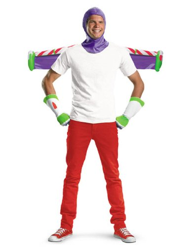 Disguise Buzz Lightyear Kit Adult Costume Item -