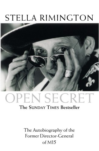 Price comparison product image Open Secret: The Autobiography of the Former Director-General of MI5