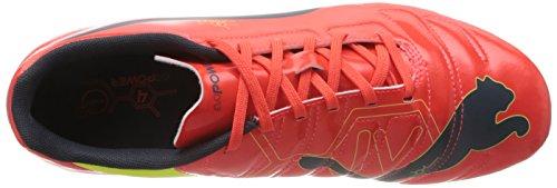 football Puma Orange Jaune de Evopower Gris Fluo 01 Chaussures 4 homme Fg qwwB1gHX