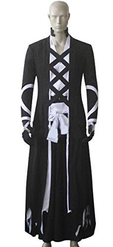 CosEnter Anime Bleach Ichigo Kurosaki New Cosplay Costume