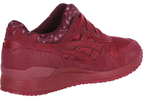 2323 red Asics Iii Red Gel Entrenadores lyte Rojo H63qq qfpx1wq