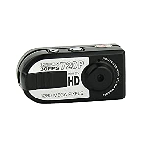 GenLed HD Mini 720P Digital Spy Camera Recorder Camcorder DV Car DVR Motion Detection