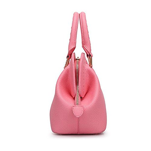 In Messenger Pink Rilievo Bag Lady qSv6tR