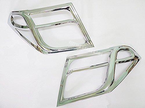 2006 Chrome Headlights Trim - 9