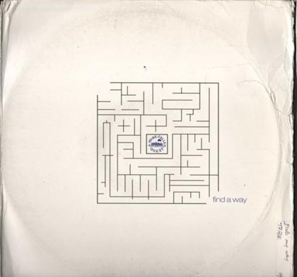 Singles Rhymes Busta - Find a Way [Vinyl]