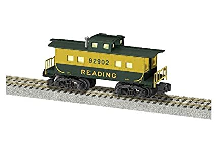 Amazon com: American Flyer A/F RDG Northeast Caboose: Toys & Games