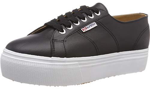 2790 black white Donna Sneaker Nero nappaleaw Superga C39 4wRdqBzxx