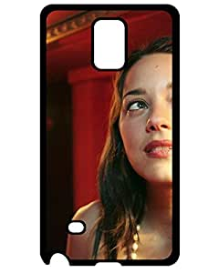 Legends Galaxy Case's Shop 2015 5243923ZI798936892NOTE4 Samsung Galaxy Note 4 Case, Marion Cotillard Series Hard Plastic Case for Samsung Galaxy Note 4