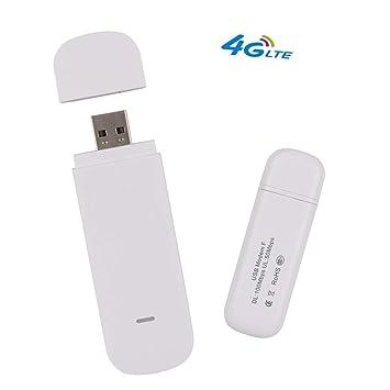 Mavis Laven Adaptador de Red USB, Punto de Acceso WiFi 4G LTE ...