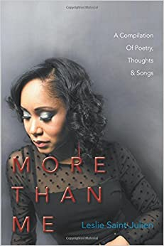 Book MORE THAN ME: A Compilation Of Poetry,Thoughts & Songs