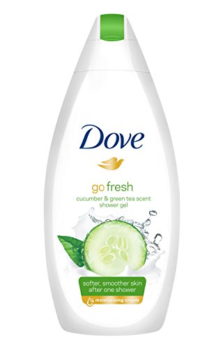 Dove Fresh Touch Shower Gel 16.9oz (500ml)