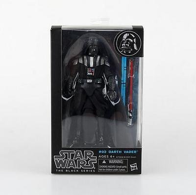 HOT Darth Vader :Star wars the Black Series 6