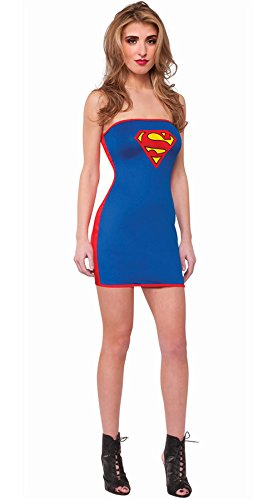 Women's Sexy Lingerie Uniforms Superman Role-Playing Clothes Tight Cosplay Dress