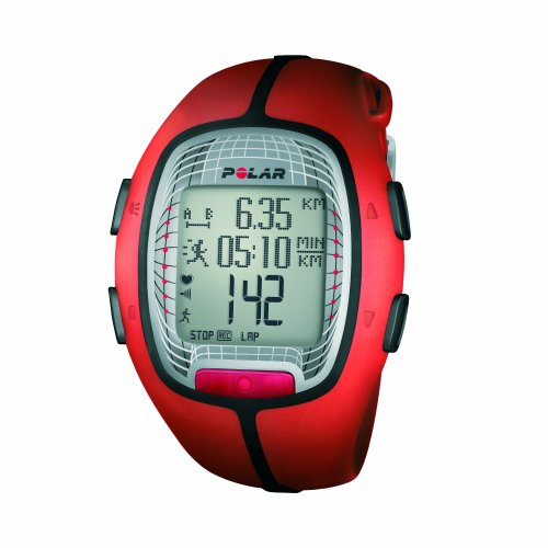Polar RS300X SD Heart Rate Monitor Watch with S1 Foot Pod - Hrm Pod Foot