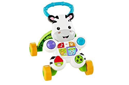 Fisher-Price Infant - Cebra parlanchina, Primeros Pasos (Mattel ...