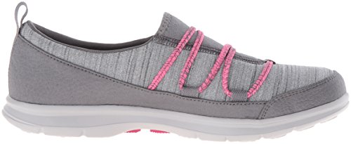 Zapatillas deportivas Skechers Performance Go Step Sway, gris / rosa