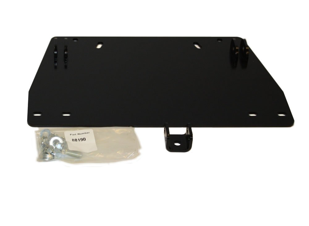 WARN 88188 Center Plow Mounting Kit by WARN