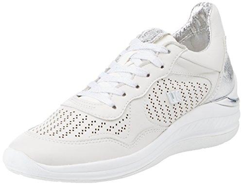Kym Baskets Lumberjack white Femme Ca001 Blanc gw4wn1Aq