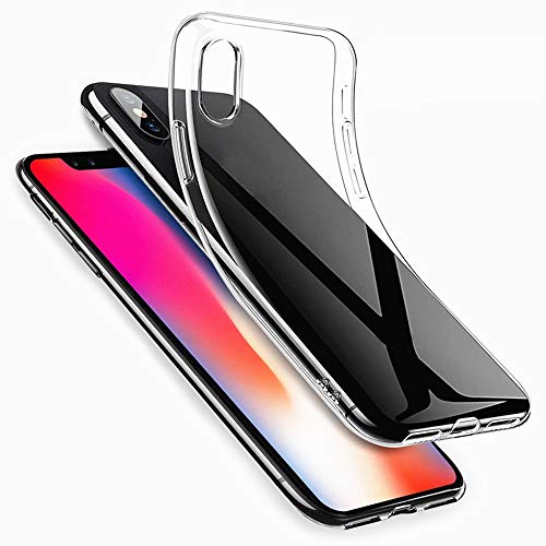 Price comparison product image Lovewe iPhone XS Max 6.5Inch Case Cover,  TPU Clear Super Slim Case,  Mil-grade Certified Technology Case,  Slim protection For iPhone XS Max 6.5Inch Screen