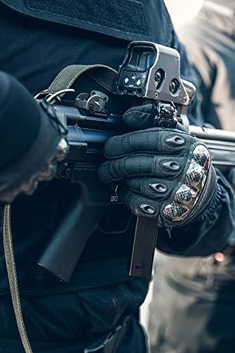 Noir Viper TACTICAL Gants Elite