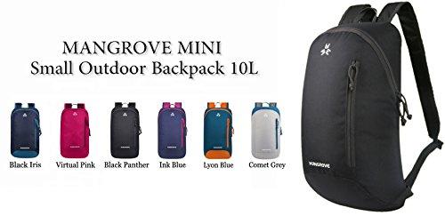 Mangrove Outdoor Small Mini Backpack Daypack Bookbags 10L